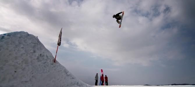 SM i Slopestyle 2014 – Snowboard
